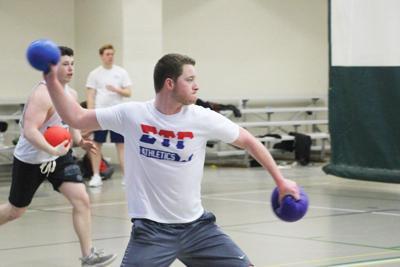 Alternative Spring Break Hosts Dodgeball Tournament