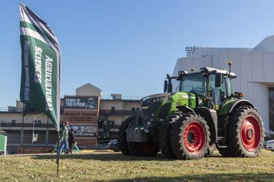 Celebration of Agriculture tractor