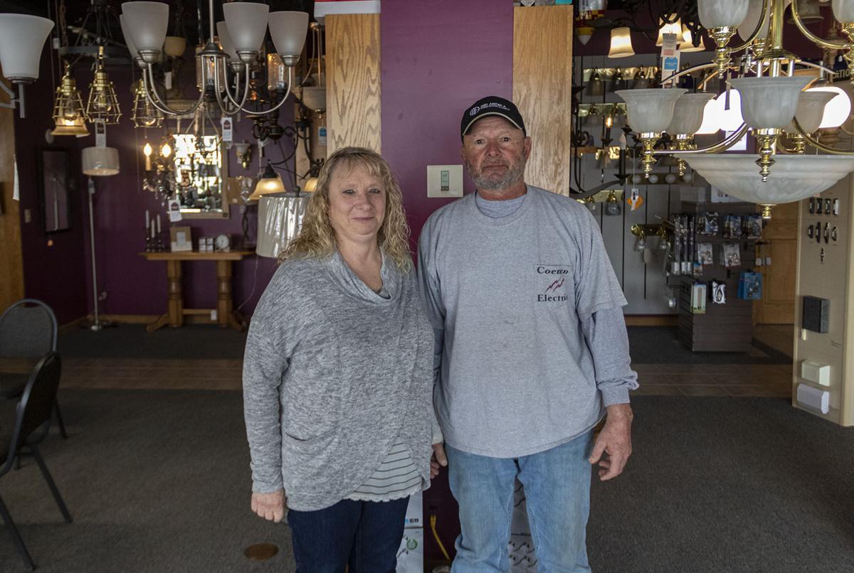 Becky and Gary Coenen