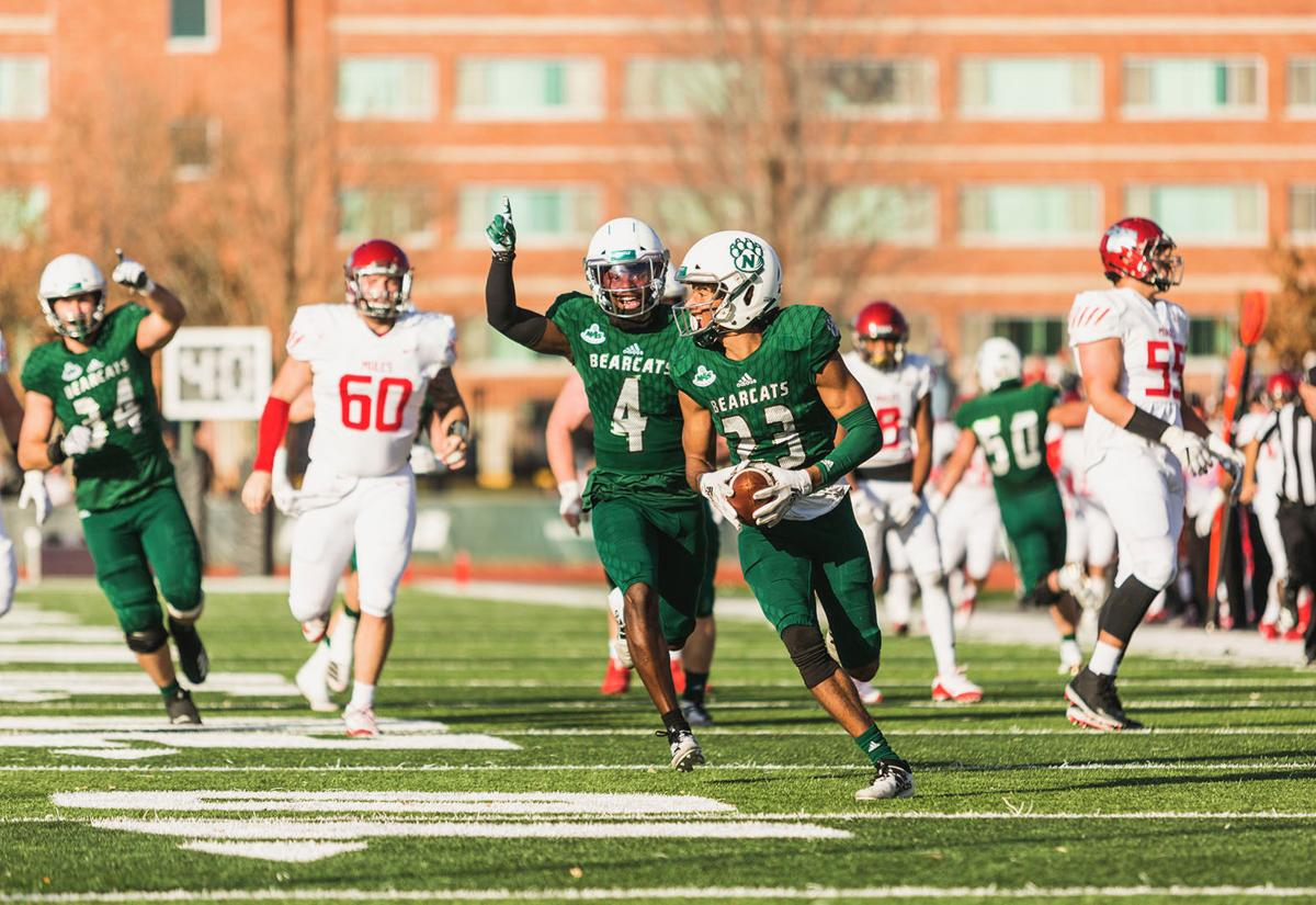 Northwest football stuns Central Missouri, clinches share of MIAA
