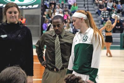 Women's Assistant Coach Addae Houston Joins Coach Austin Meyer After Leaving Head Coach Position
