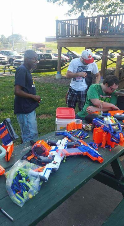 Tactical Nerf Nerds