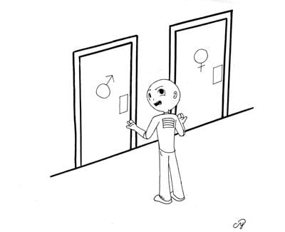 Bathrooms Cartoon
