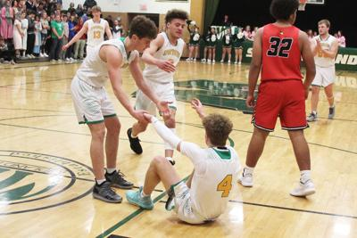 Maryville Boy's Basketball Looking For State Appearance