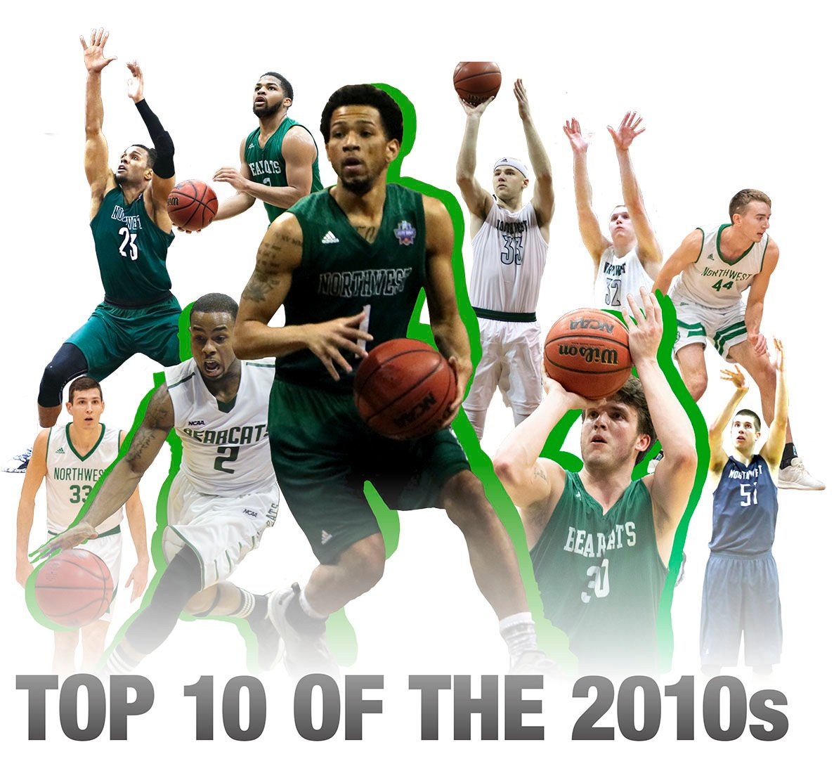Ranking the most accomplished Northwest basketball players of the last decade