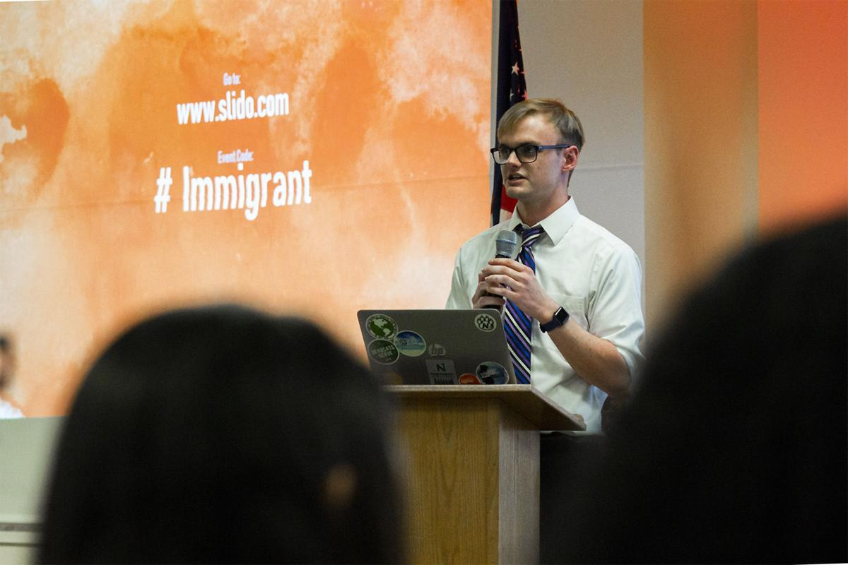 Student Immigration Debate