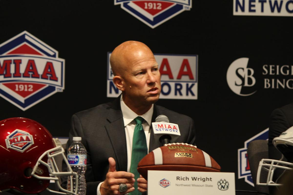 Coach Wright Media Days