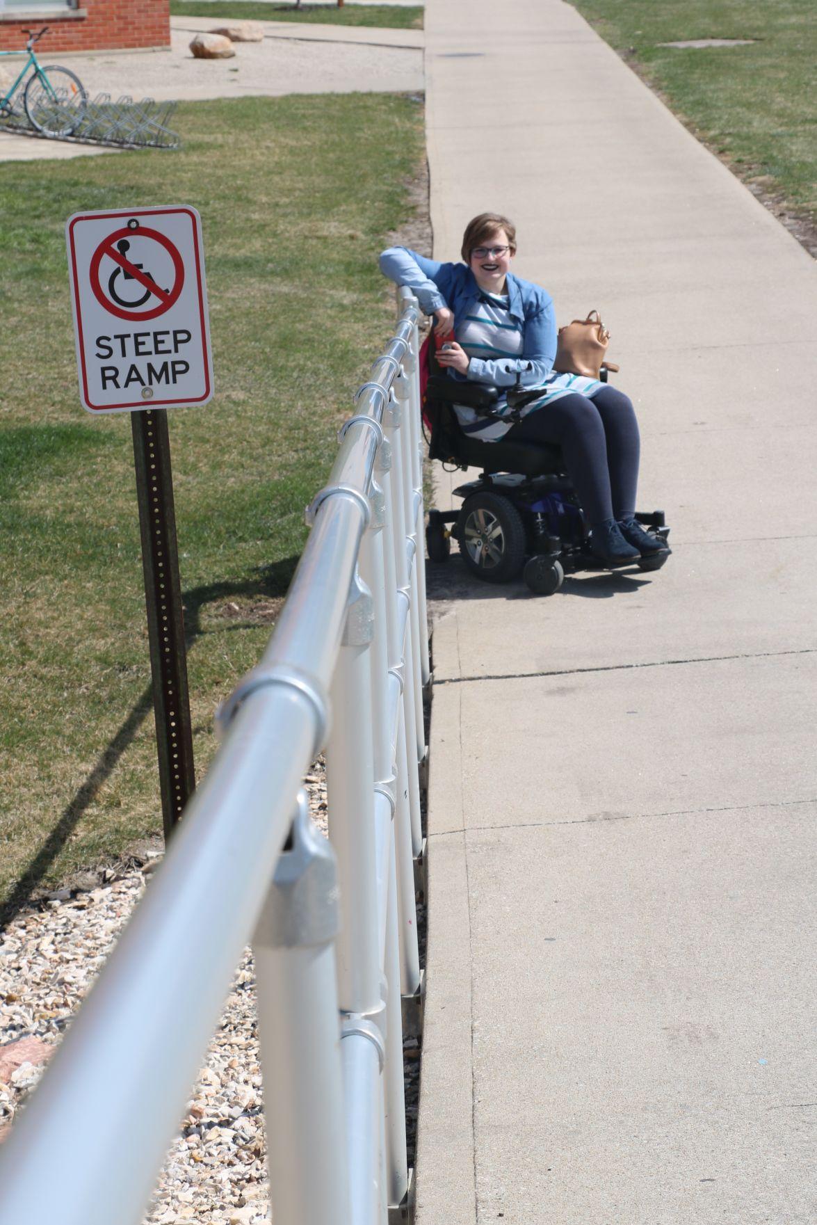Campus inaccessibility