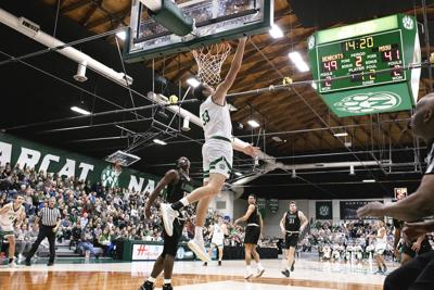 Sophomore Ryan Hawkins Continuing Strong Statistics Helping Bearcats Stay Undefeated