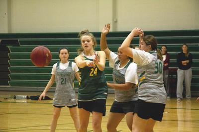 Maryville Girls Basketball Practice