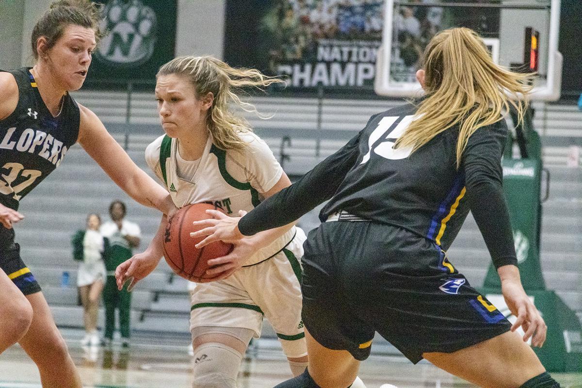 Behind shooting slump, Northwest women's basketball drops fourth straight with loss to Nebraska Kearney