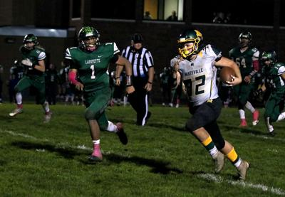 Spoofhound football defeats Lafayette