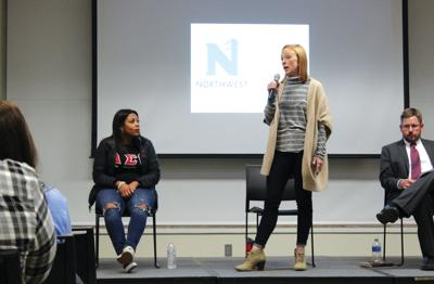 Student Organization Conduct Policy discussed at forum