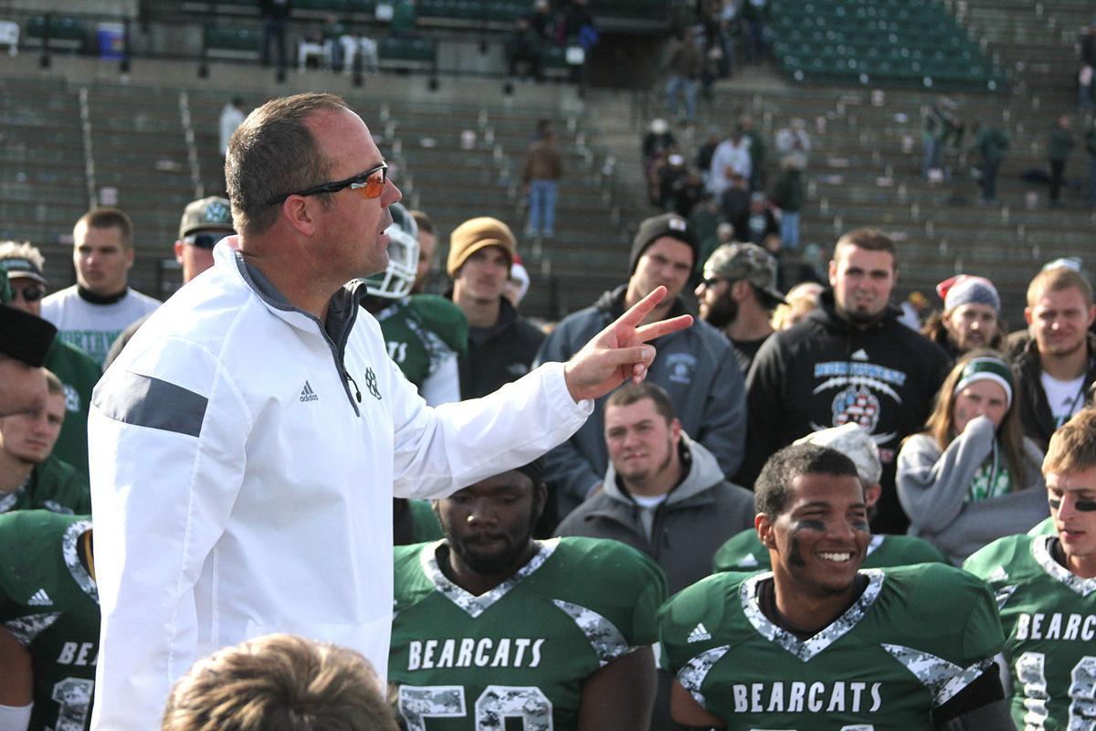 Bearcats defeat the RiverHawks 49-7