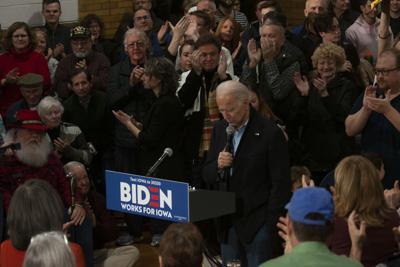 Joe Biden Democratic Primary Update