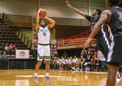 NW basketball