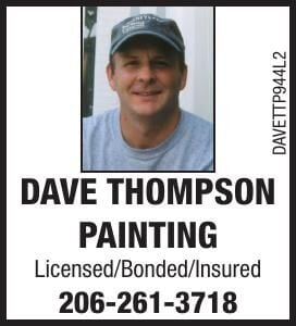 Dave Thompson Painting