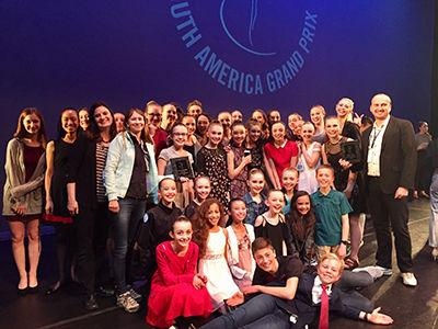 Emerald Ballet Academy Wins 'Outstanding School' at YAGP Ballet Competition