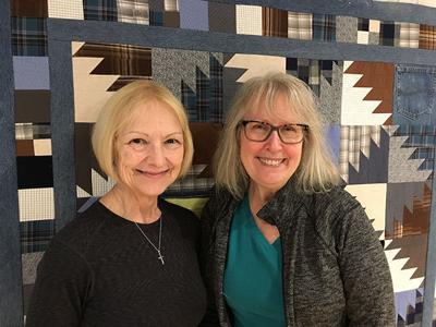 Duvall residents reach semifinals in international quilting competition