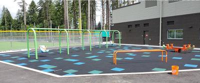 School district projects nearing completion