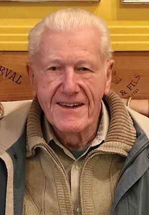 Richard Sherwood Yonck: June 30, 1933 - May 9, 2020