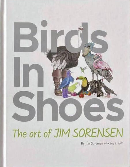Birds in Shoes