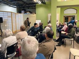 Woodinville participates in the global climate conversation