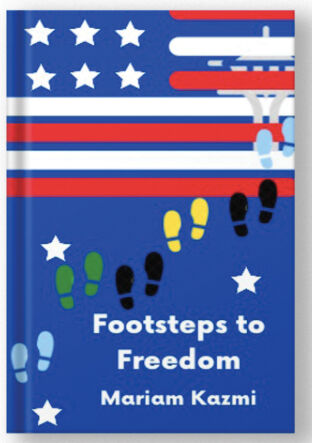 Footsteps to Freedom - 050621