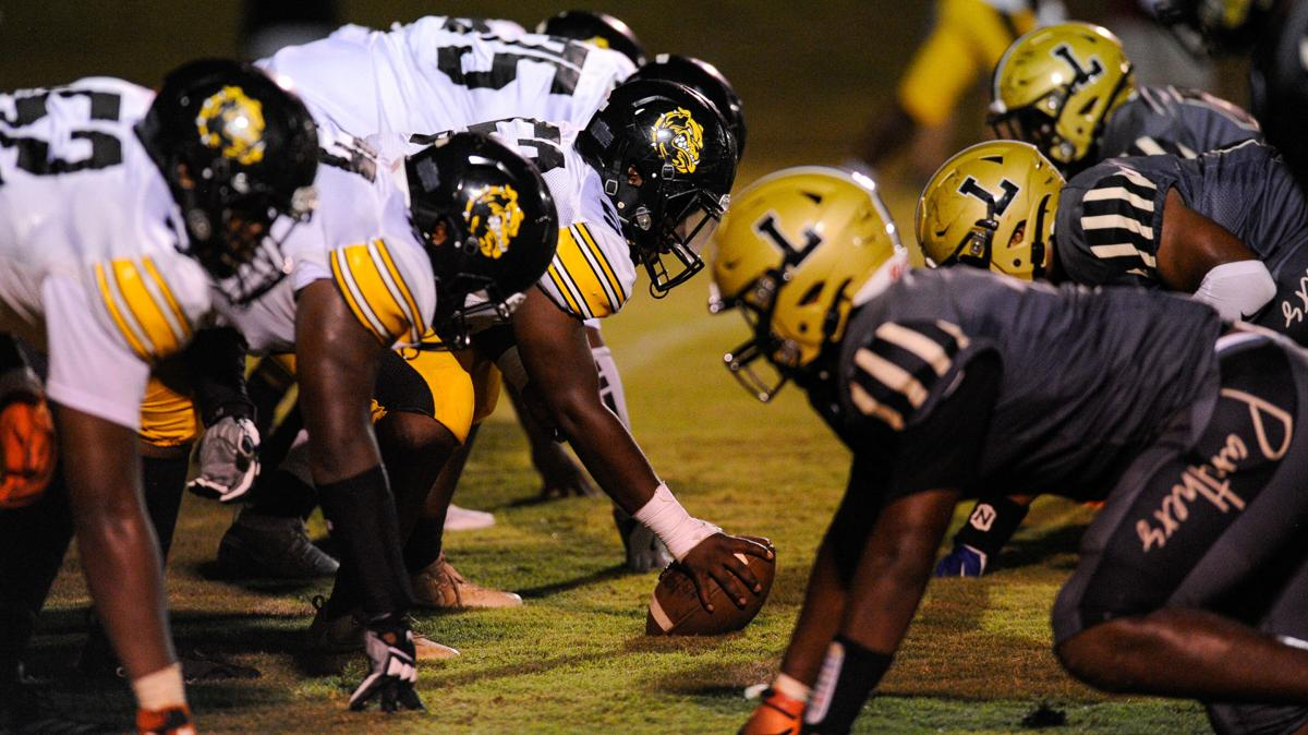 Lanett vs. LaFayette high school football