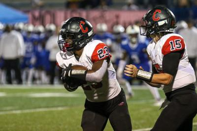 Auburn High vs. Central-Phenix City high school football