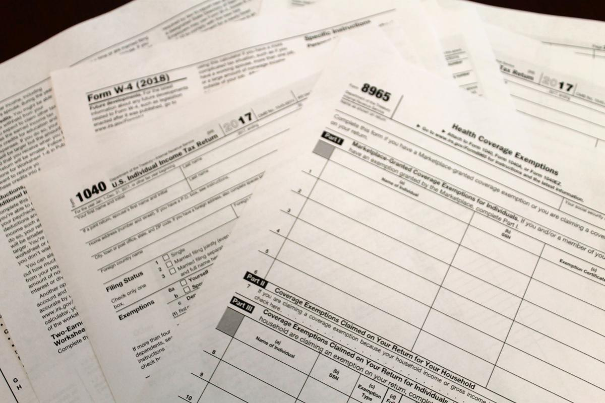 Tax filing tips from irs be aware of scams pensions and extra time tax forms falaconquin
