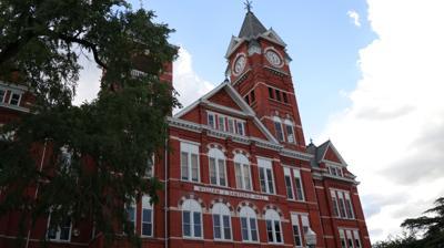 Auburn University's Samford Hall