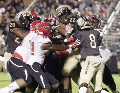 Opelika Comes Up Just Short In Thriller Against Wetumpka Prep