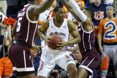 Auburn vs. Texas A&M men's basketball