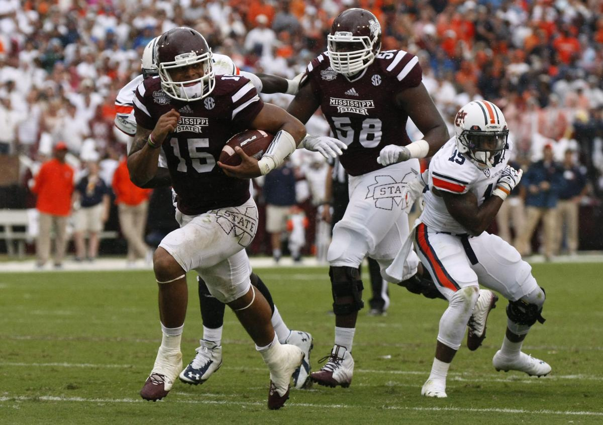 AUBURN FOOTBALL NOTEBOOK: MSU's Dak Prescott racks up 367 ...