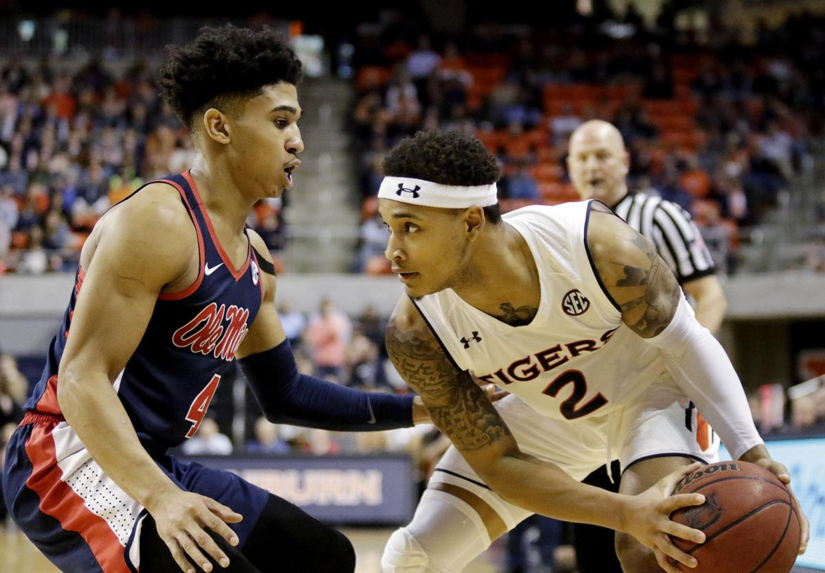 Fast Paced High Scoring Auburn Embraces Up Tempo