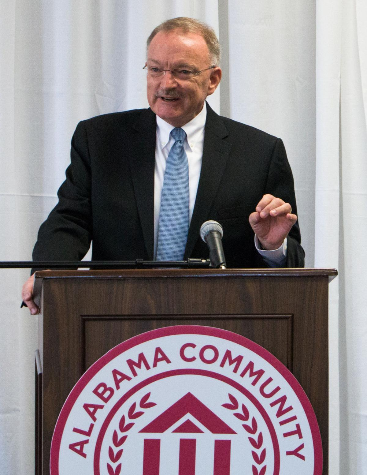Auburn graduate named new head of community college workforce development program