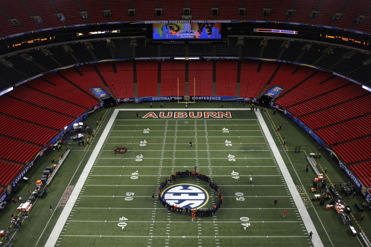 SEC CHAMPIONSHIP: Auburn vs. Missouri 12