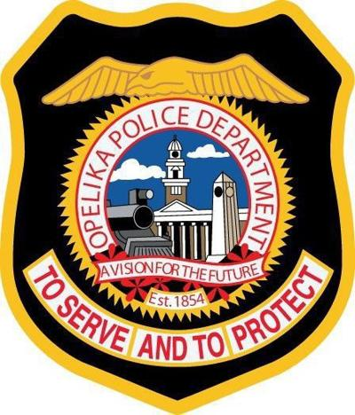 Opelika Police Department logo
