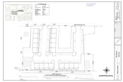 The Tracks Site Plan