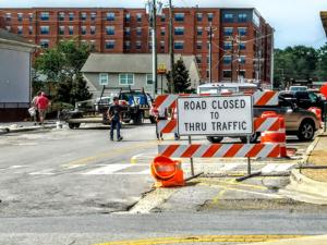 Summer road closures, construction projects wrapping up