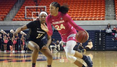 Auburn vs. Vanderbilt women's basketball