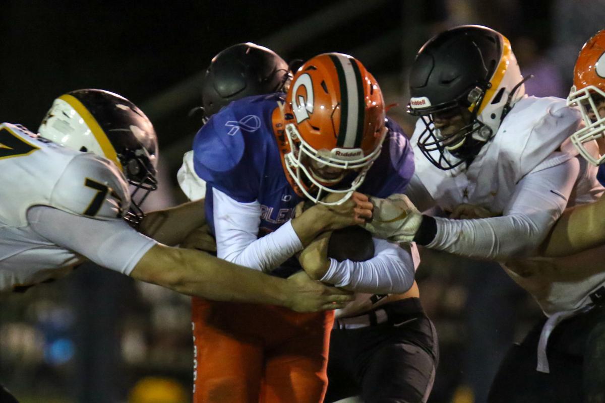 Glenwood vs. Autauga Academy high school football