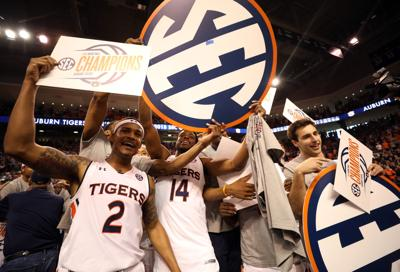 Auburn Men S Basketball Schedules Home And Home Series With