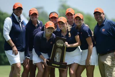 Auburn women's golf