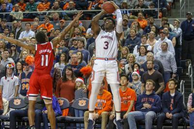 Auburn vs. NC State men's basketball