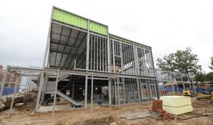 Construction continues on new Opelika fire station