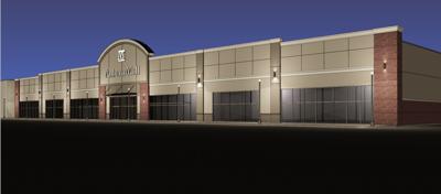 Auburn Mall rendering