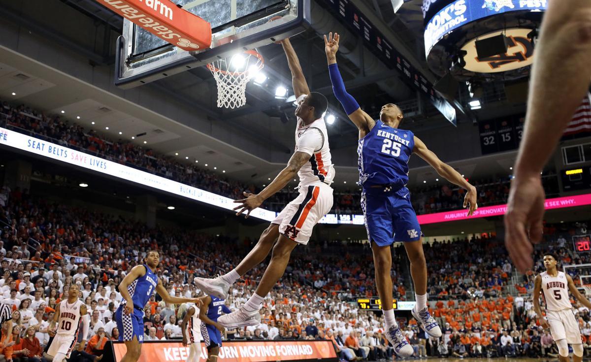Rupp Arena Rematch Auburn Challenges No 4 Kentucky Again