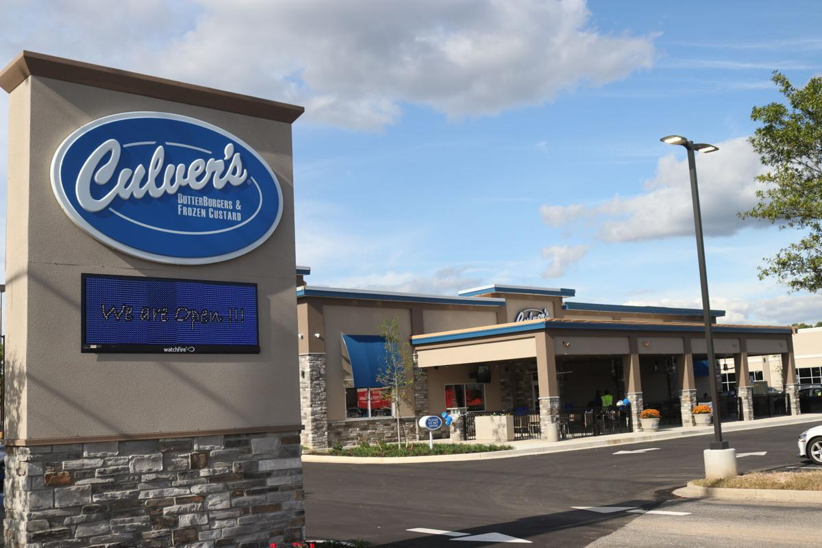 Culver's outside